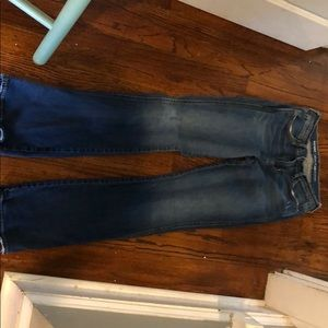 Old Navy Micro Flare Jeans